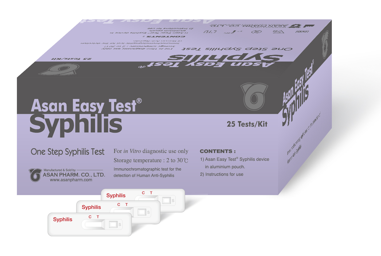 Asan Easy Test Syphilis