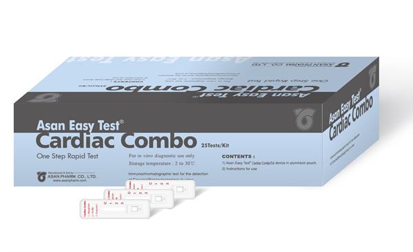 Asan Easy Test Cardiac Combo