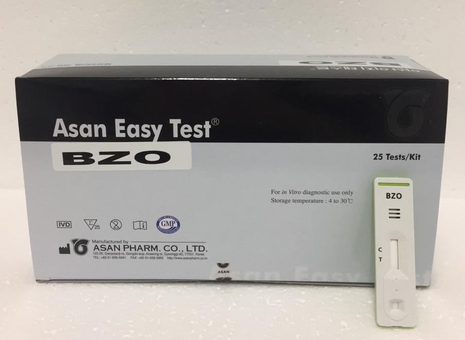 Asan  Easy Test BZO