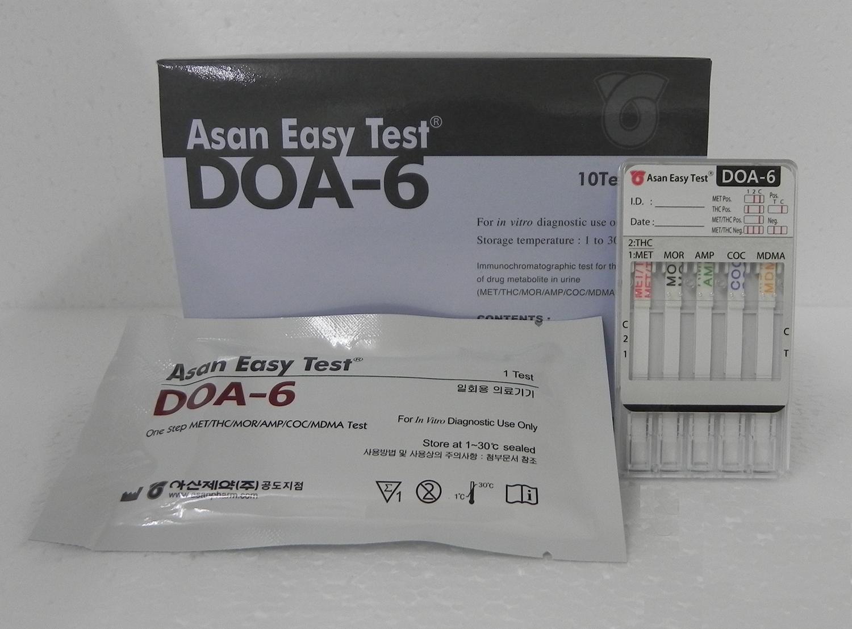 Asan  Easy Test DOA-6