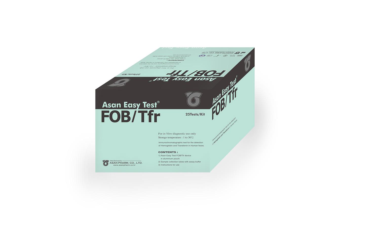 Asan Easy Test FOB/Tfr