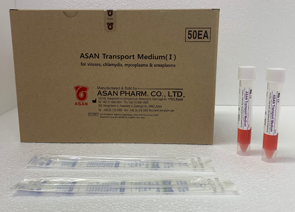 ASAN Transport Medium ( I )    (= Viral Transport Medium)