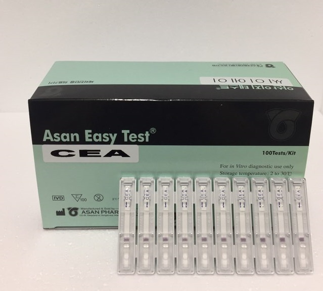 Asan Easy Test CEA