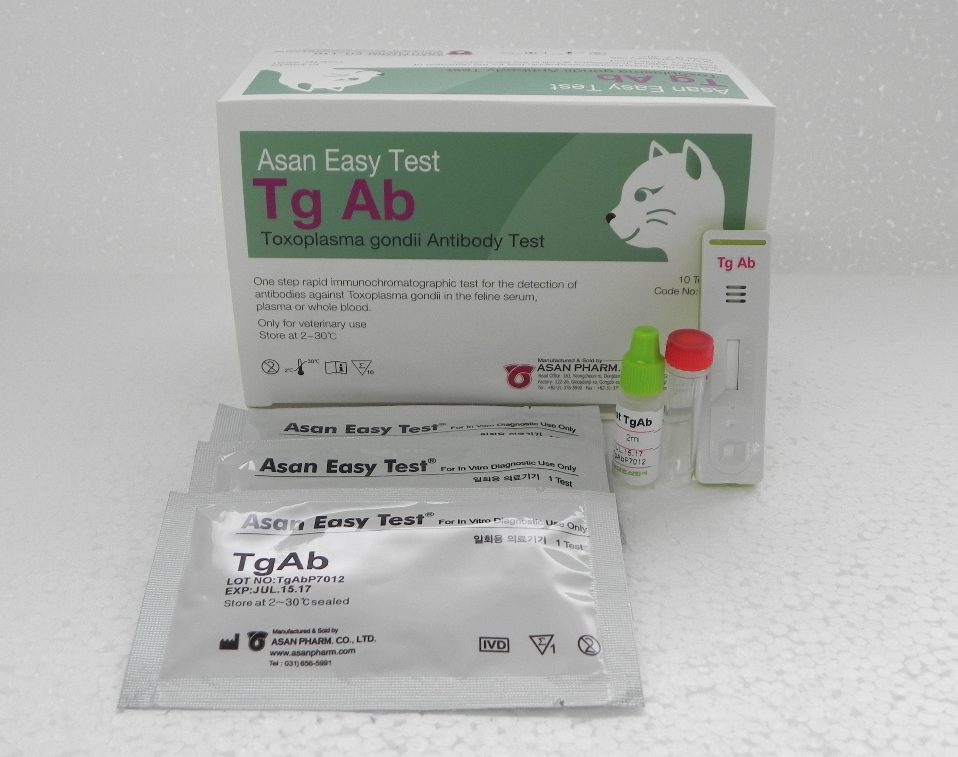 Asan Easy Test TgAb